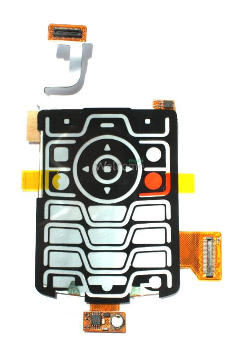 Шлейф Motorola RAZR V3
