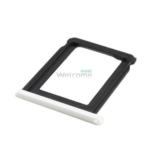iPhone3GS sim card tray white orig