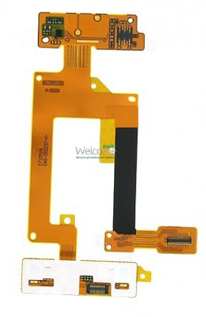 Шлейф Nokia C2-03/ C2-02/ C2-06 ​​high copy