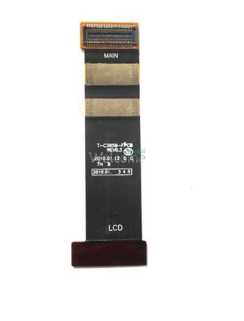 Шлейф Samsung C3050,C3053 orig