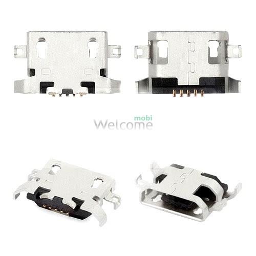 Коннектор зарядки Lenovo A319,A536,A670,A830