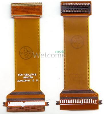 Шлейф Samsung D880 orig