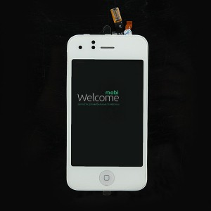 iPhone3GS LCD with touch white orig (TEST)