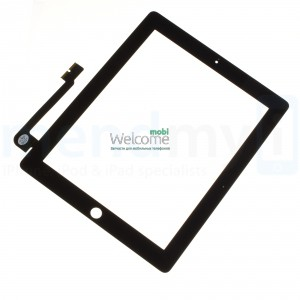 iPad3/ 4 touchscreen black orig