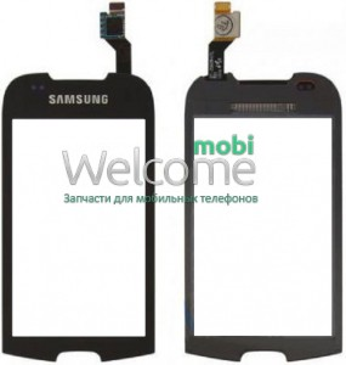 Сенсор Samsung I5800 black orig