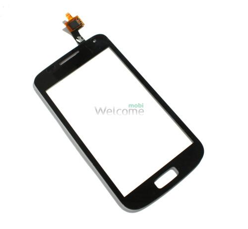 Сенсор Samsung I8150 Galaxy W black orig