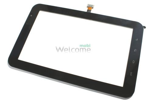 Сенсор к планшету Samsung P1000 Galaxy Tab black orig
