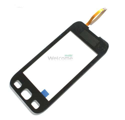 Сенсор Samsung S5330 black high copy