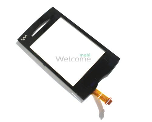 Сенсор Sony Ericsson W150 black orig