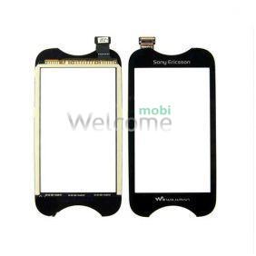 Сенсор Sony Ericsson WT13 black orig