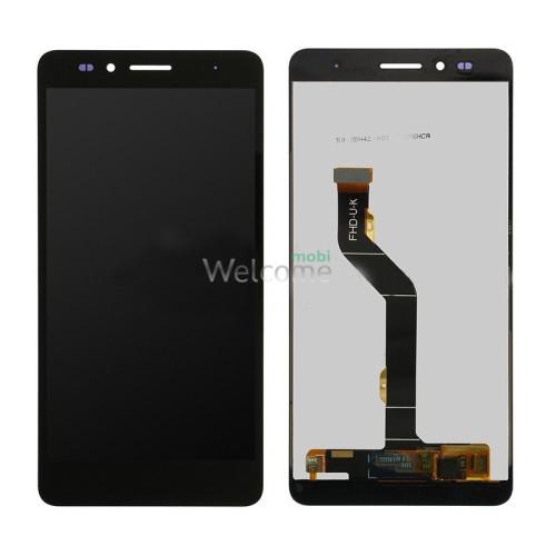 Дисплей Huawei Honor 5X (GR5) black orig
