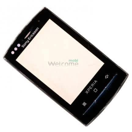 Сенсор Sony Ericsson X10 mini pro (U20) black orig
