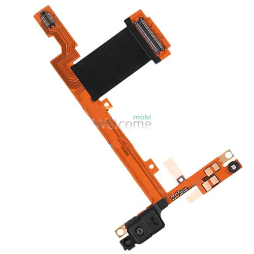Шлейф Nokia N900 with connectors orig