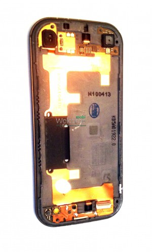 Шлейф Nokia N97 Mini with connectors with camera orig