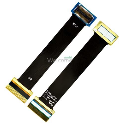 Шлейф Samsung M3310 high copy