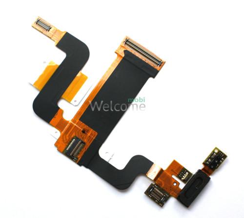 Шлейф Sony Ericsson X2 orig