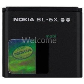 АКБ high copy Nokia (BP-6X) 8800