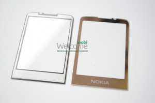 Lens Nokia 6700c gold orig