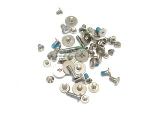 Iphone4G screws 47pcs,set  high copy