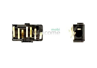 Коннектор Hands-Free Nokia 5800,E52,E66,2700c orig