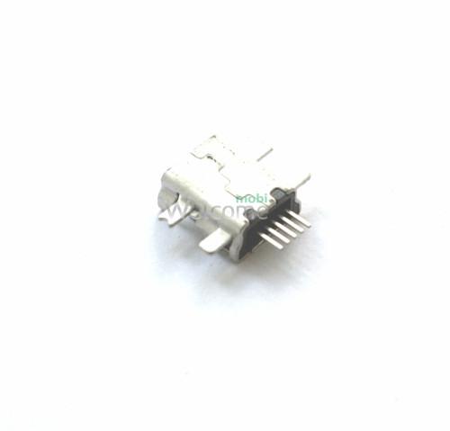 Коннектор зарядки Motorola V3,Z3,Z6,V360,K1,K2,E380,E680,E770,W220,A1200,системный C350,C380 orig