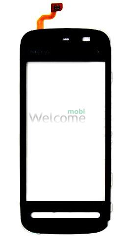 Сенсор Nokia 5230,5228,5233,5235 black orig