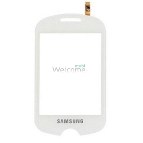 Сенсор Samsung C3510 white orig