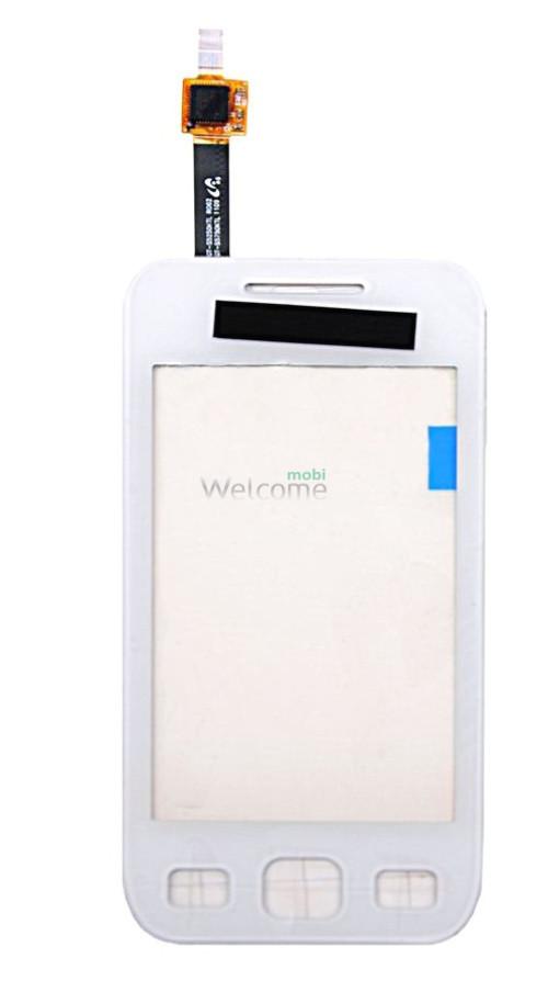 Сенсор Samsung S5250,S5253,S5750 white orig (TEST)