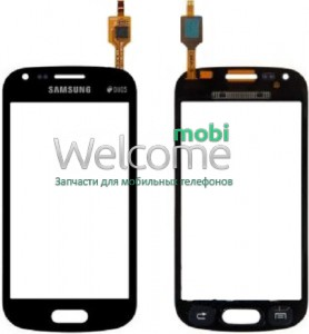 Touch Screen Samsung S7562 black orig