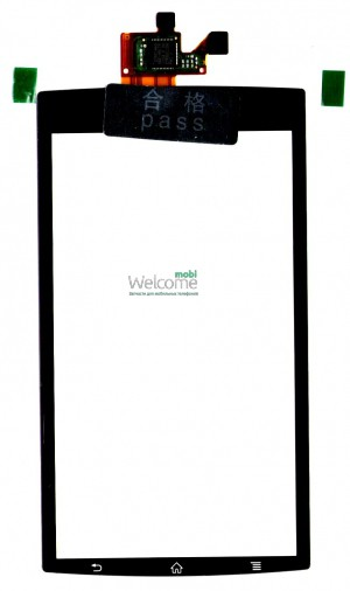 Сенсор Sony Ericsson LT15i Xperia mini black orig