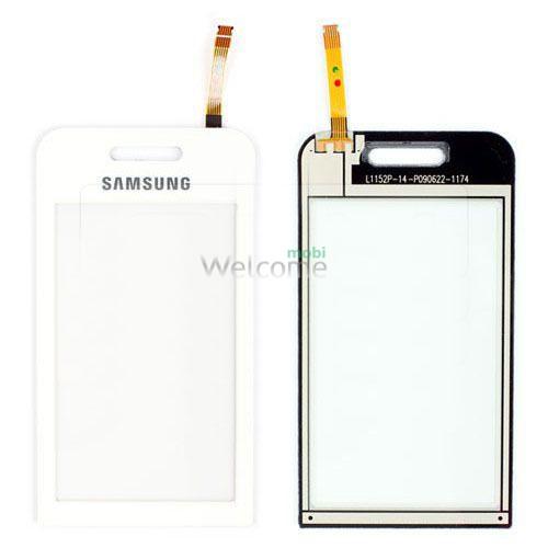 Сенсор Samsung S5230 white orig (TEST)