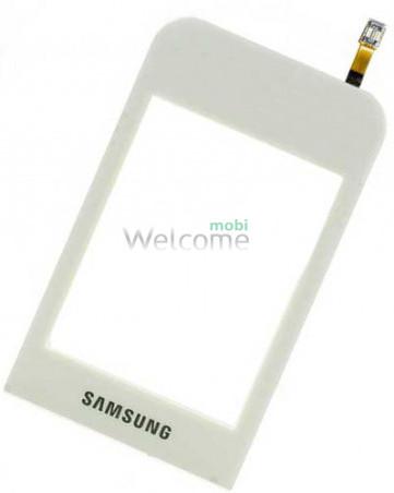 Сенсор Samsung C3330 champ white orig