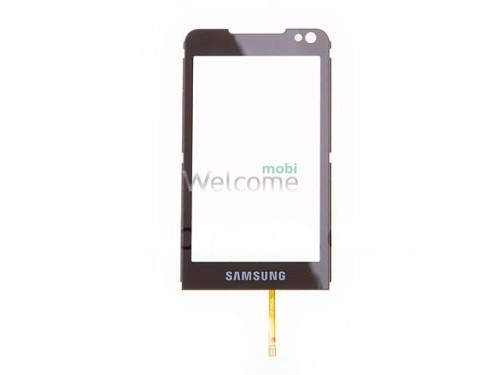 Сенсор Samsung i900 brown orig