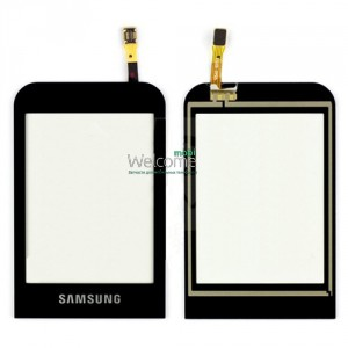 Сенсор Samsung C3300 black orig