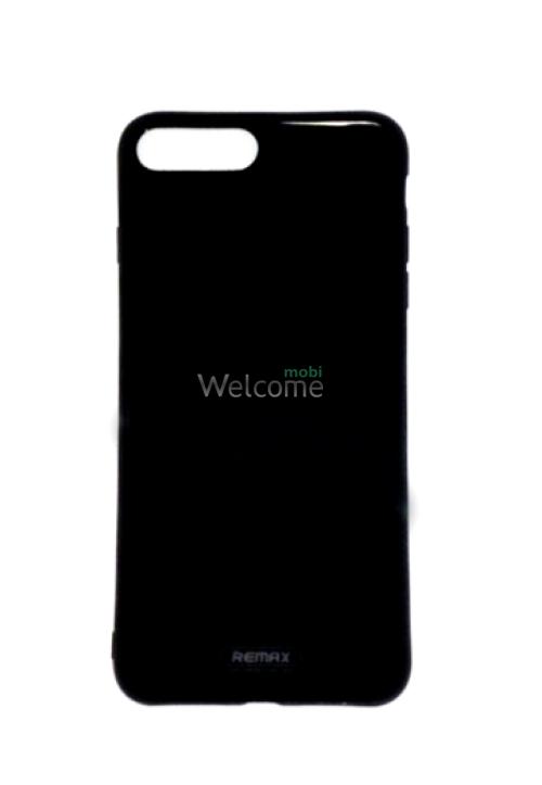 Чехол Remax Jet iPhone 7+ black