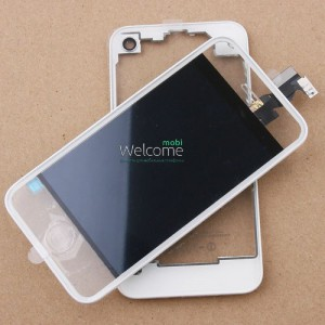 iPhone4S LCD with frame orig