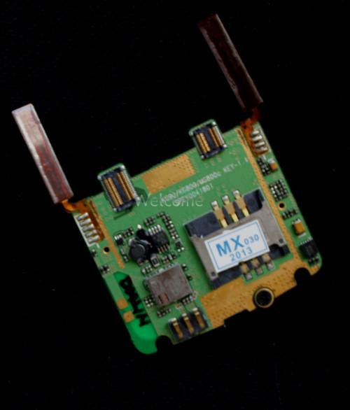 Keypad module LG KG800 down