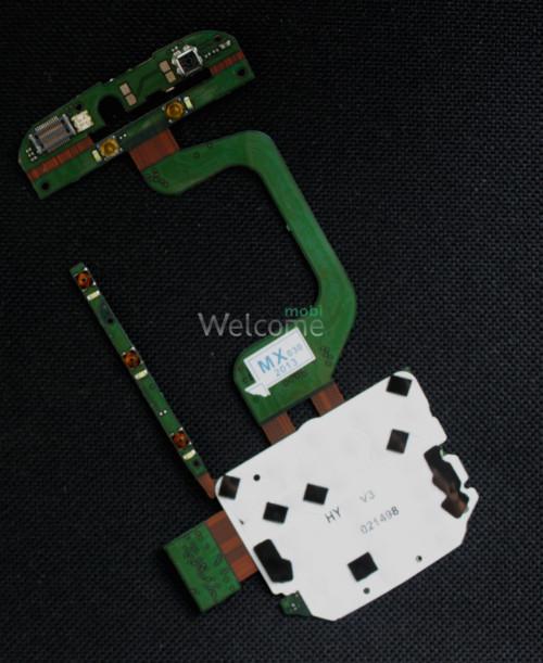 Keypad module Nokia 5730 with fake camera