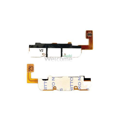 Keypad module Nokia X6-00