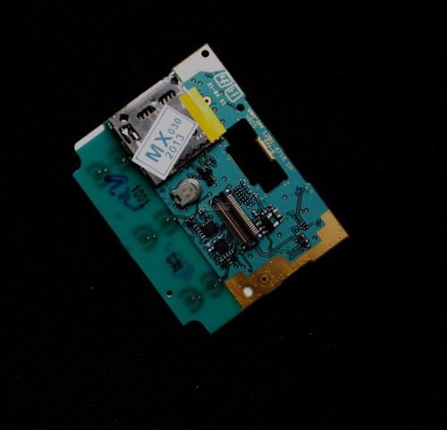 Keypad module Sony Ericsson G702
