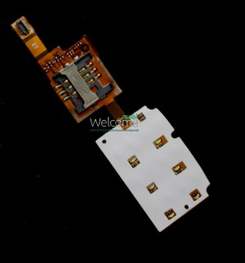 Keypad module Sony Ericsson T303 down