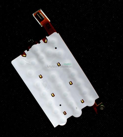 Keypad module Sony Ericsson W380