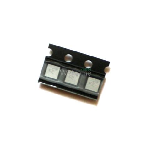 EMIF01-SMIC01F2,4129293 8pin Nokia 2710n,3110,,5300,6085,6131,6300,С3-00,E50,N72  IC light contr