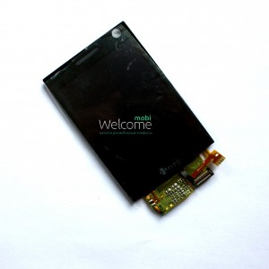 Дисплей HTC P3702 with touchscreen black orig