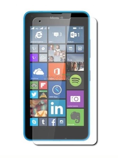 Стекло Microsoft 640 Lumia (0.3 мм, 2.5D, с олеофобным покрытием)