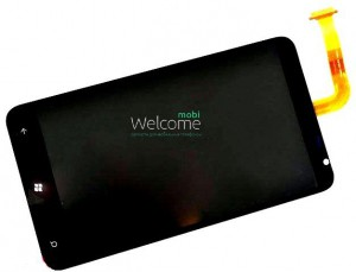 Дисплей HTC X310e Titan black with touchscreen black orig
