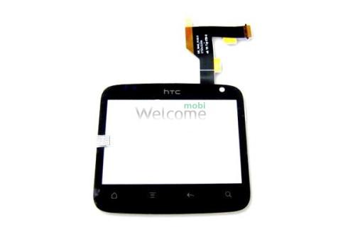 Сенсор HTC A810e ChaCha black orig