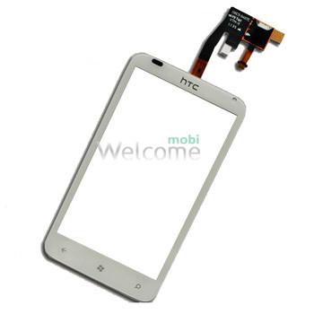 Сенсор HTC C110e Radar white orig
