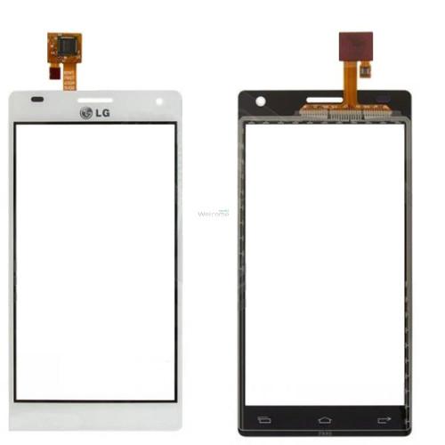 Сенсор LG P880 Optimus 4X HD white orig