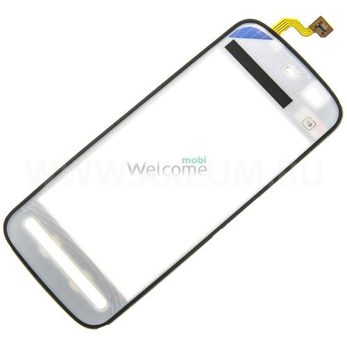 Сенсор Nokia 5230,5228,5233,5235 white orig
